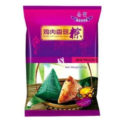 促销 康乐 鸡肉香菇粽 300g