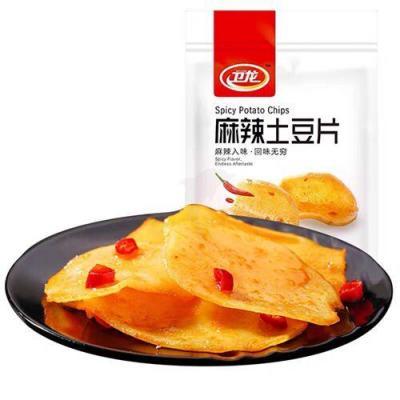 【特价】卫龙 麻辣土豆片 200g